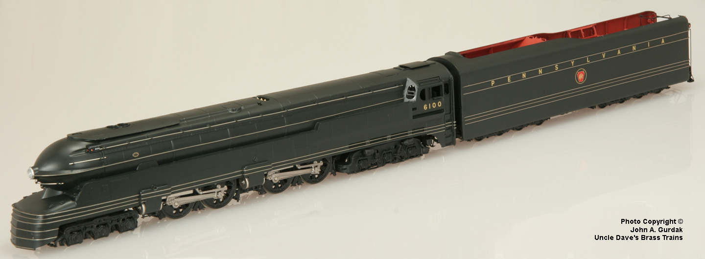 CIL 2228.1 - S-1, PRR, 6-4-4-6, No.6100, BRUNSWICK green.01 (eBay $3.027,-- Nov-08)