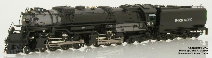 CIL 2488.1 - U.P. 4-6-6-4 OIL, 'Early Challenger', No.3815 .(imp. 2003).1
