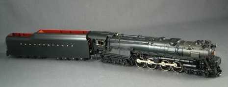 Key 060 - PRR S-2, 6-8-6, Coal Turbine, Original Version.11