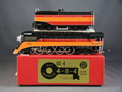 Key 084 - SP GS-4, No.4430 as buildt, Daylight Paint Scheme.14 Box