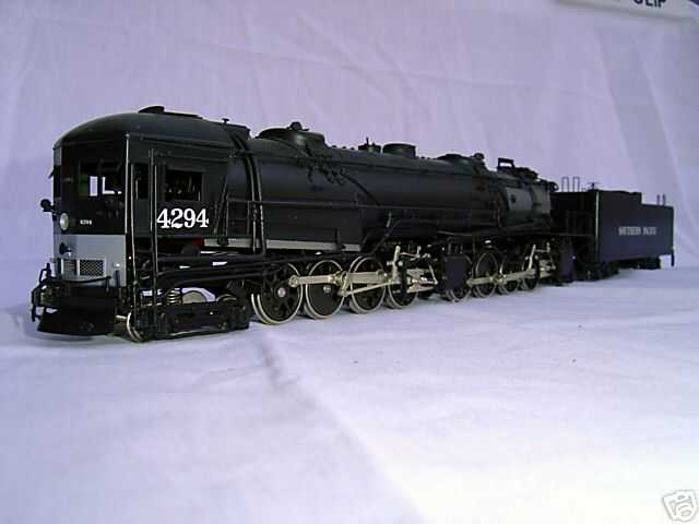 Key 096 - SP AC-12, 4-8-8-2, black, Customs Series No.96, No.4294.1