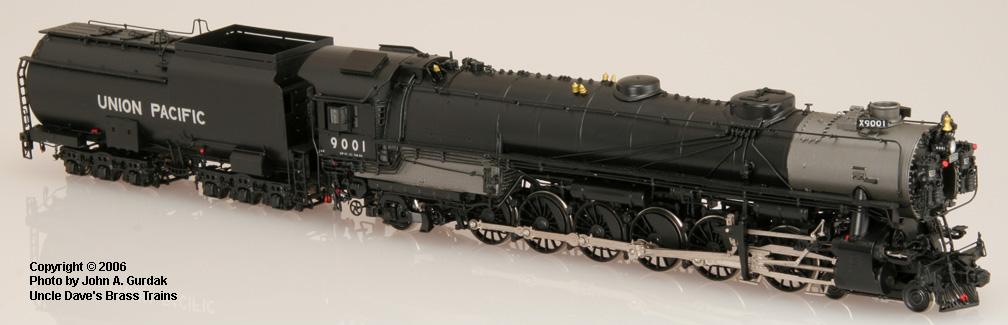 Key 1.. - Class 4-12-2 UNION PACIFIC, No.9001, modified, pumps on front, (run 2005).01