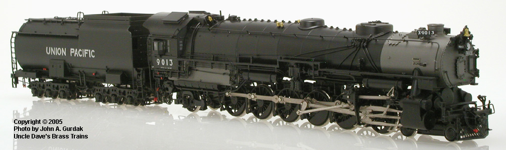 Key 1.. - Class 4-12-2 UNION PACIFIC, No.9013, rebuilt, bald face, side pumps, (run 2005).01