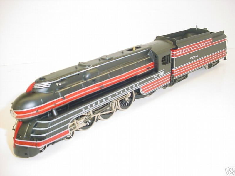 Overland 1487.1 - LV K6s, BLACK DIAMOND 4-6-2, No. 2093, 1993-run.01