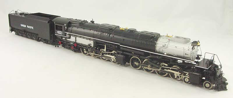 Overland 1542.1 - U.P.4-8-8-4, second lot, Nos 4020-24, No.4021,01