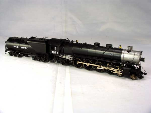 Overland 1562.1 - MT4-8-2 Oil, 15,000 Gl Cyl. Tender, Union Pacific, No.7865.01