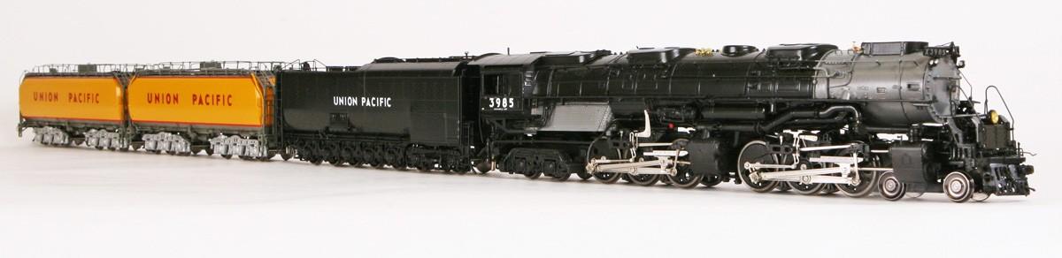 Overland 1594.1 - UP 4-6-6-4 with 2 Turbine tenders (1995-run).30