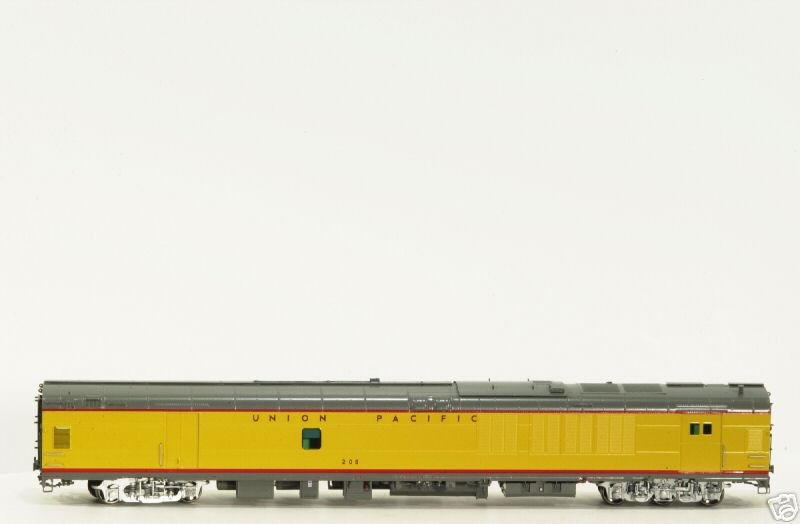 Overland 3402.1 - UP Modern Executive Power Car, No.208.01