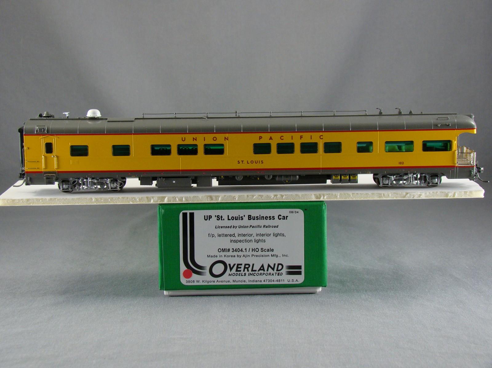 Overland 3404.1 - UP Modern Executive Business Car 'St. Louis'.10