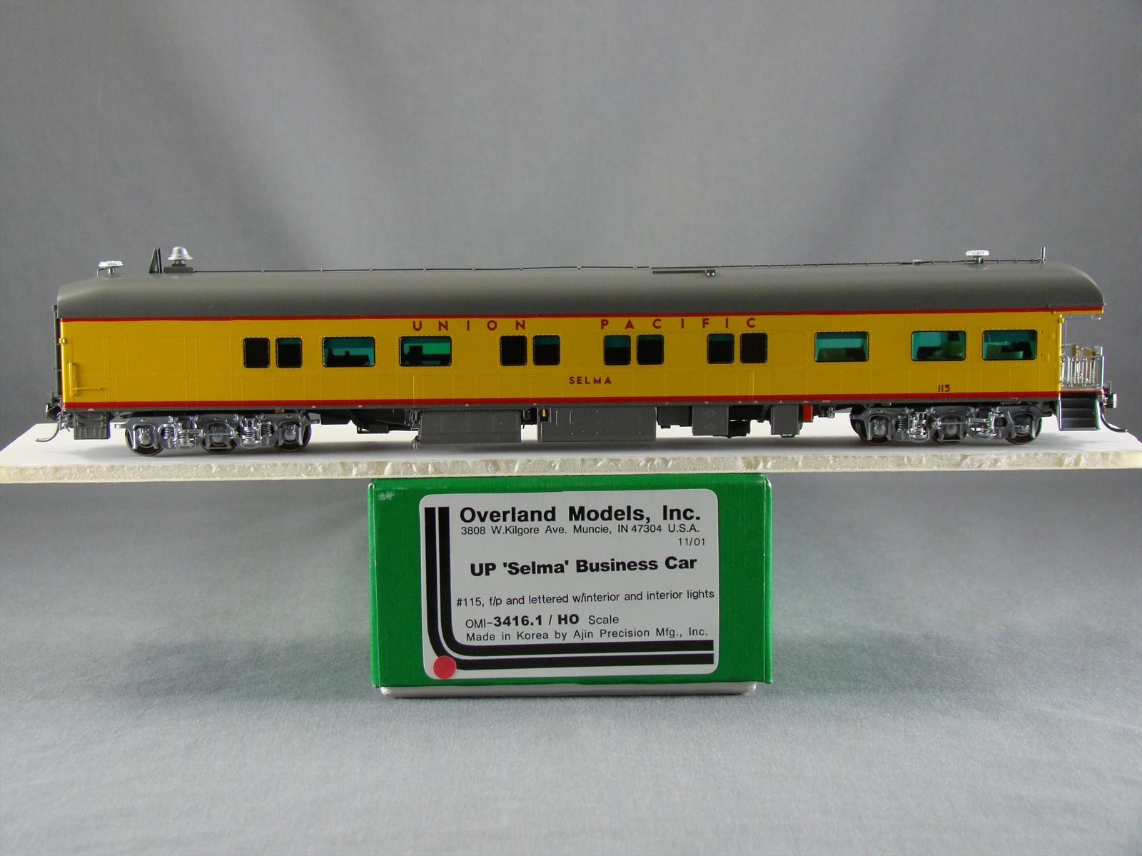 Overland 3416.1 - UP Modern Executive Business Car 'Selma',10