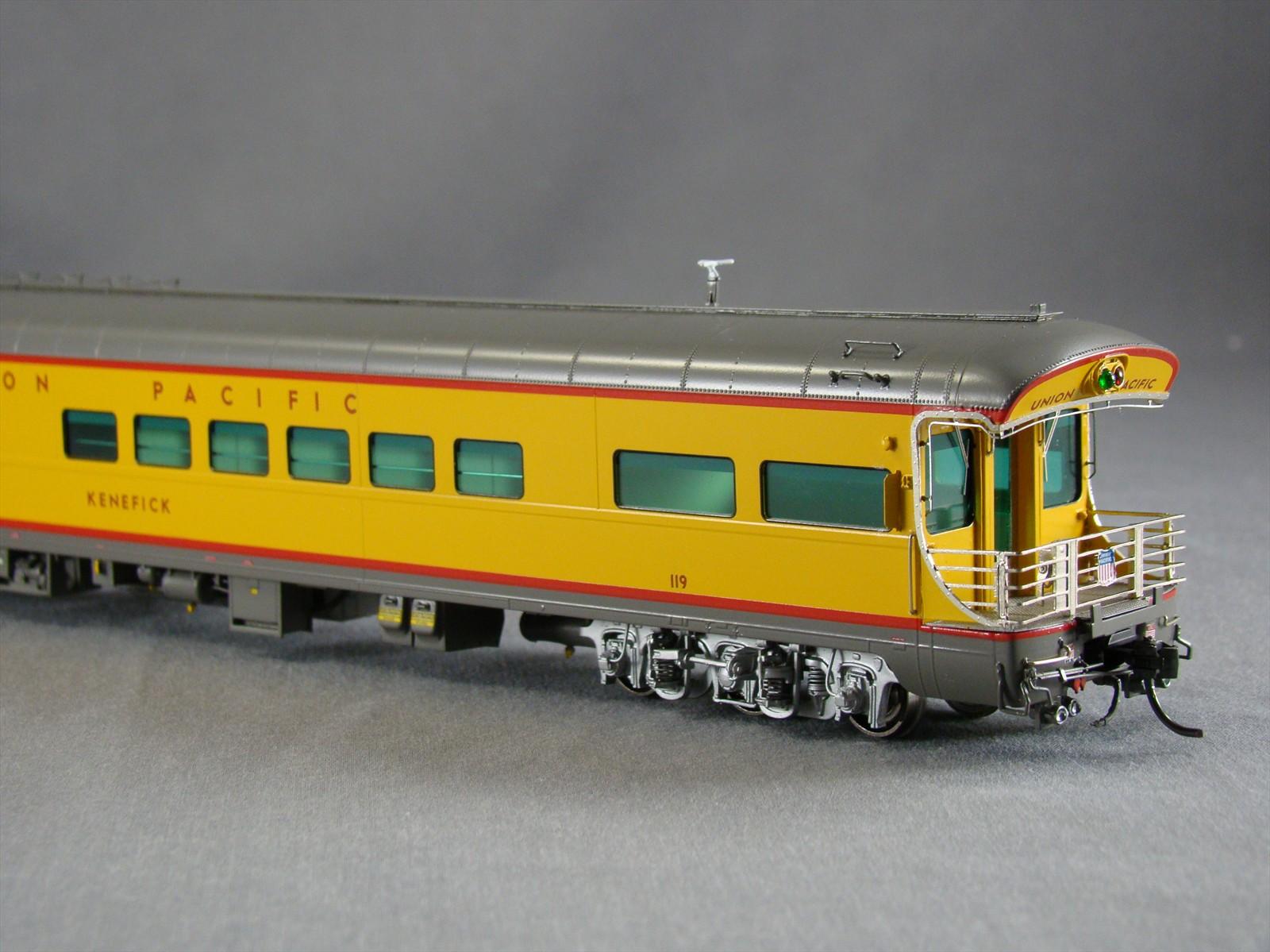 Overland 3419.1 - UP Modern Executive Business Car 'Kenefick',13