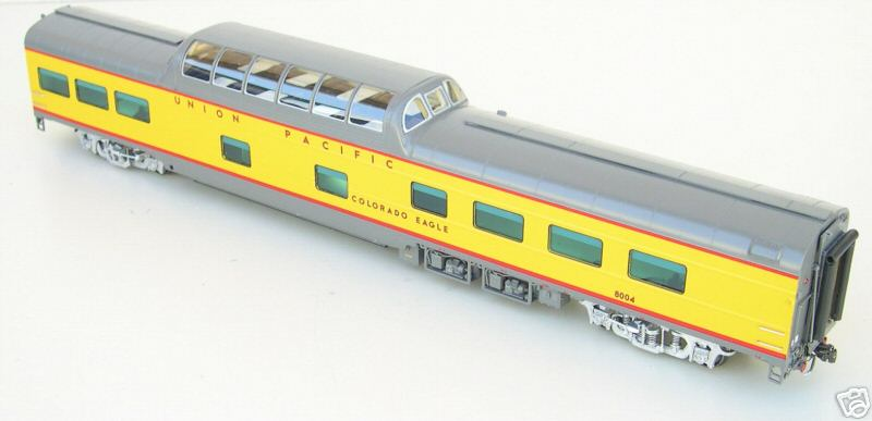 Overland 3429.1 - UP Modern Executive Dome Diner 'COLORADO EAGLE.02