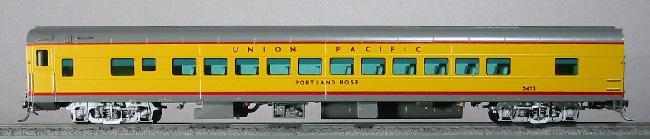 Overland 3435.1 - UP Modern Executive Coach 'Portland Rose'.6