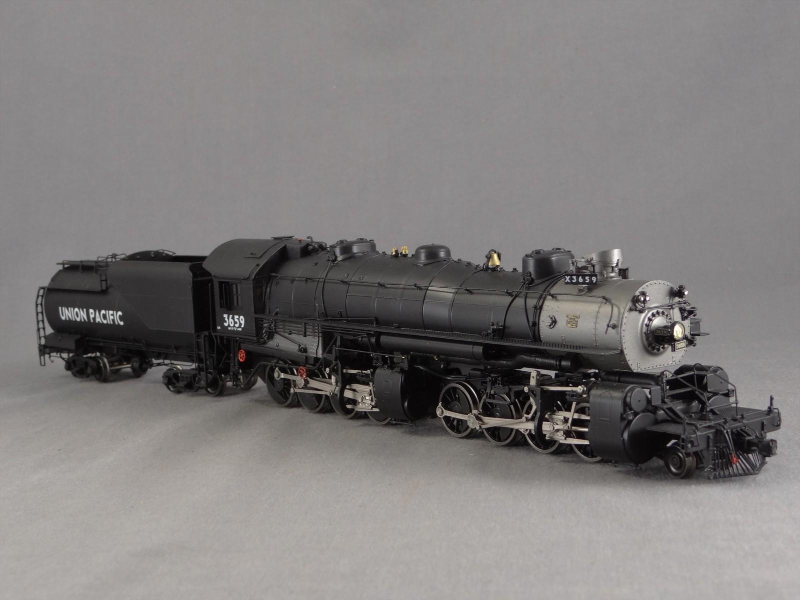 Overland 4539.1 - MC-6, 2-8-8-0 'Bull Moose', Union Pacific Nr.3659, 98-99 release.01