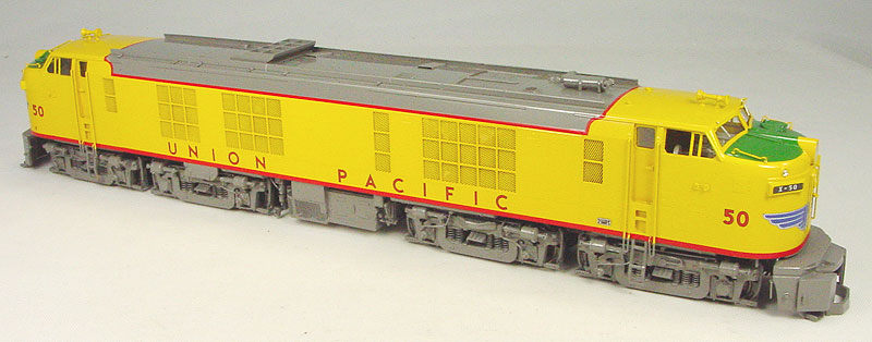 Overland 6715.1 UNION PACIFIC DOUBLE ENDED GAS TURBINE Nr.50.01