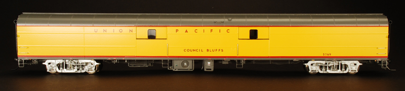 Overland AF-5008 - Union Pacific Heritage Fleet Baggage - Recreation Car No.5769.1