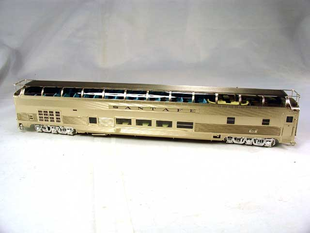 PSC 17492.1 - ATSF Dome Lounge, No.60. Plated. Full interior detail.02