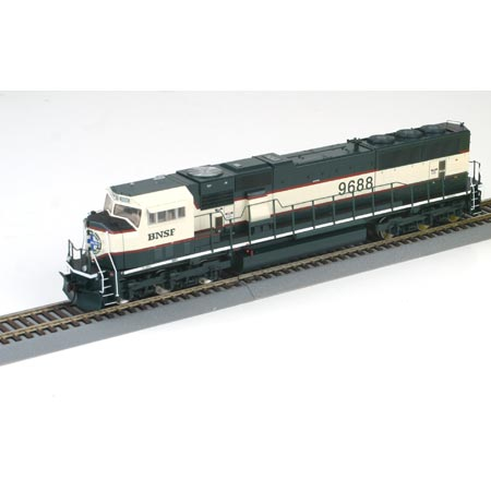 Athearn Genesis 6435-37 - SD70MAC, Phase VI, BN-Executive, BNSF Patch, Nr.9688