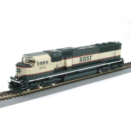 Athearn Genesis 6441-43 - SD70MAC, Phase V, BNSF-Executive, Nr.9738