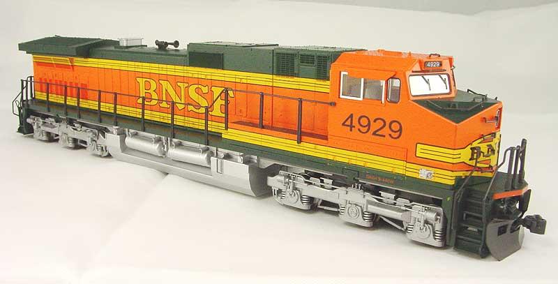 Kato 37-6312 - C44-9W - 3rd run, BNSF 'Heritage II', Nr.4929.1