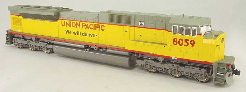 Kato 37-6359 - SD90-43MAC UP 'We will deliver', Nr.8059.01