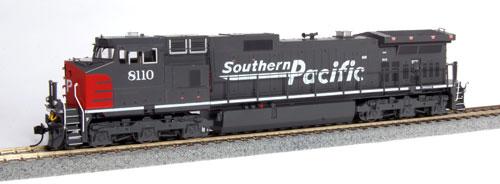 Kato 37 6625 - GE C44-9W, Southern Pacific.1