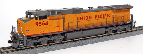 Kato 37 6626 - GE C44-9W, Union Pacific.1