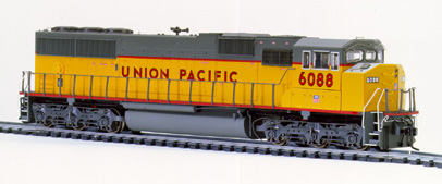 Life Like 30162 - SD60M, UNION PACIFIC, 3-window-cab, Nr. 6088