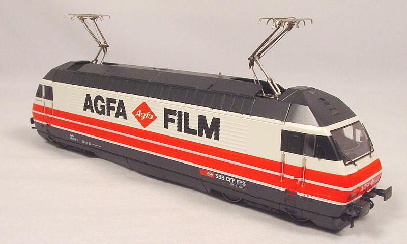 Roco 43652 BR 460 'AGFA'