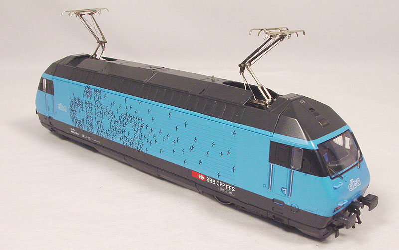 Roco 43756 - BR 460 'Ciba' 2. Version hellblau.1