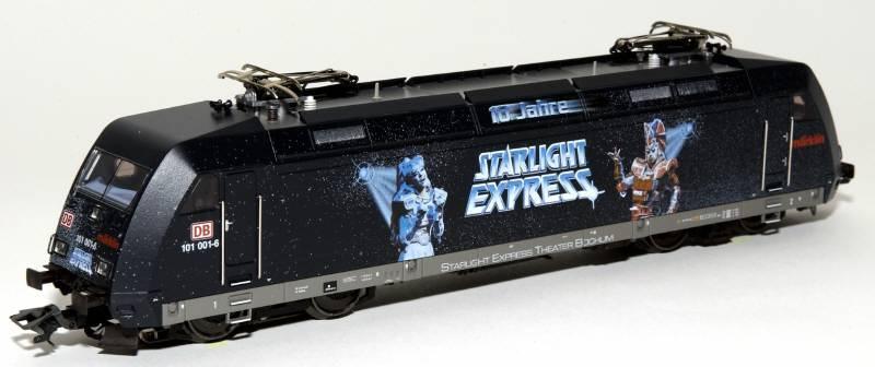 Trix 22539 - BR 101 'Starlight-Express'