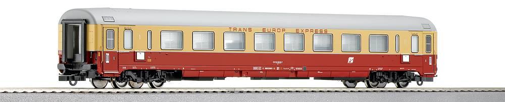 Roco 45640 - TEE-Großraumwagen der FS, Ep.4