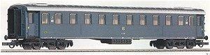 Roco 44707 - FS, Bauart 30000, 2. Klasse, grau, IE mit Vorhaengen