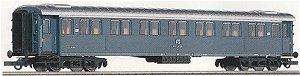 Roco 44710 - FS, Bauart 10000, 1. Klasse, grau, IE mit Vorhaengen