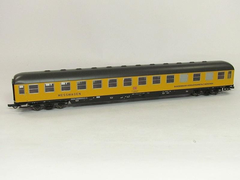 Roco 44904 - Messwagen - Dienst mh 327, gelb