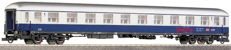 Roco 45235 - 1.Kl. Reisezugwagen o-b 'Tanz der Vampire', DB AG