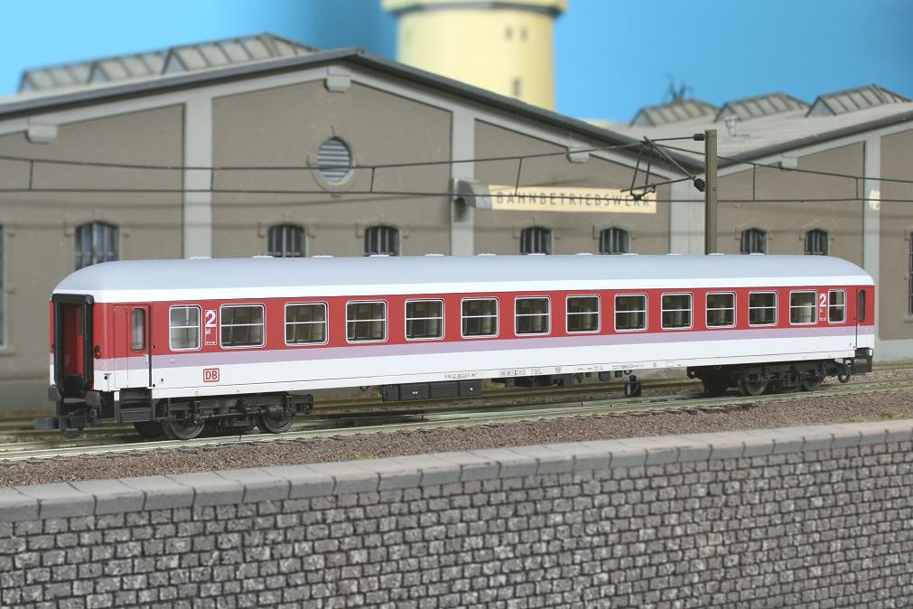 Roco 45253 - Bm 235 IC-EC - Abteilwagen