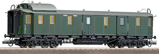 Roco 45583 - Pw, BAYERN, 4-achsiger D-Zugwagen, Packwagen.1