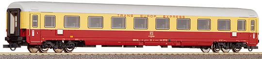 Roco 45637 - TEE-Abteilwagenwagen der FS, Ep.4