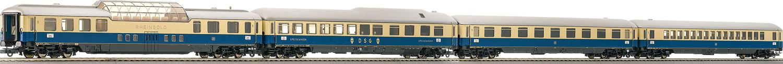 Roco 45923 - 4-teiliges Fernschnellzugset 'Rheingold'.1