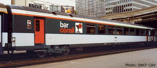 Vorbild Roco 45734 - Corail-Vtu-Barwagen der SNCF.1