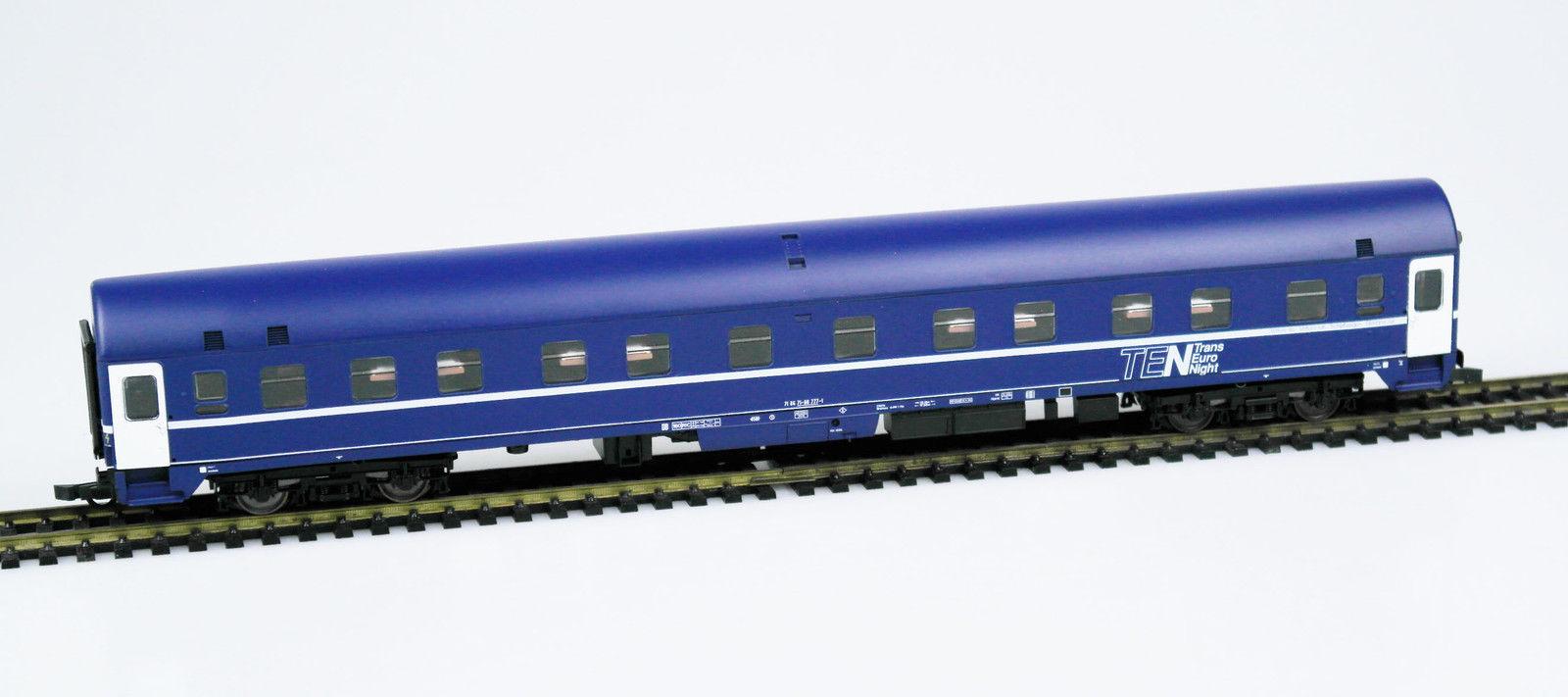 roco-44845-dsb-schlafwagen-u-hansa-mit-blauem-dach-db-am-rahmen-von-db-gewartet-und-an-dsb-vermietet-sos-1992-daenemark