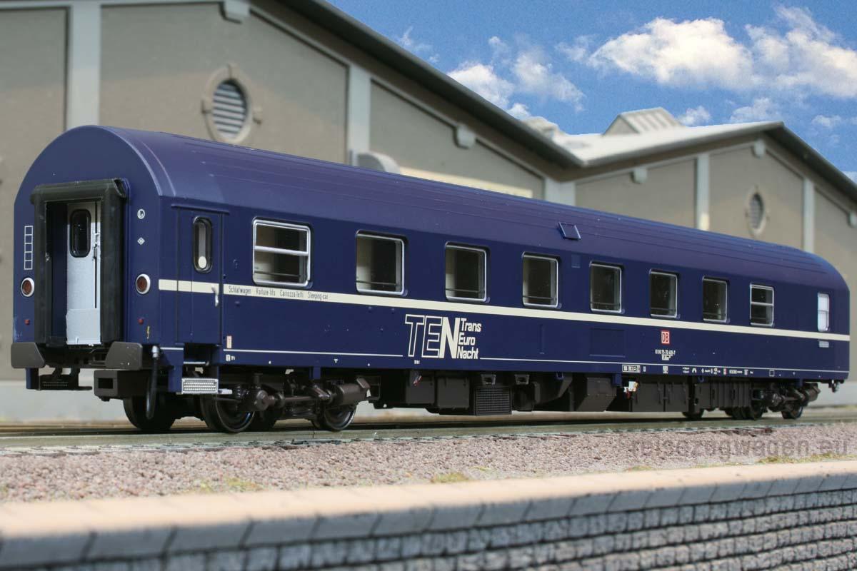 ACME 50914 -T2S, Schlafwagen der DB AG, TEN, DB AG-Keks, Ep.5.1