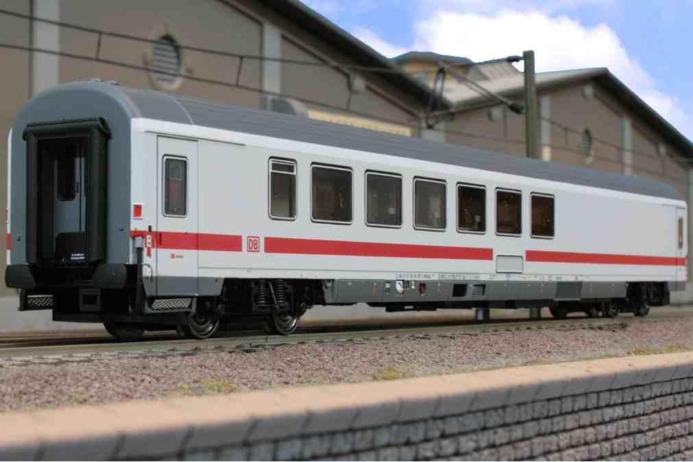 ACME 52329 - WRkmz 858, Speisewagen (ex Touristik), DB AG, Ep. VI.1