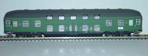 Heris 11011 - DByg 547, Doppelstockwagen, DB, Ep.4