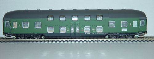 Heris 11012 - DByg 548, Doppelstockwagen, DB, Ep.4