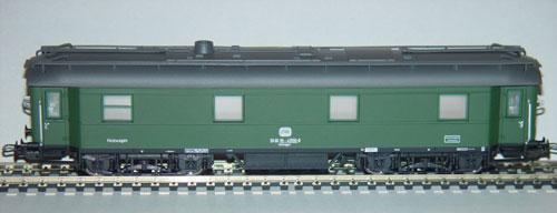 Heris 11037 - Heizwagen Bauart 41, gruen, DB, Ep.4