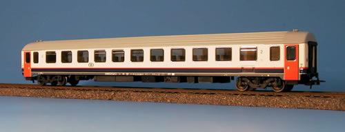 Heris 12020 - I10 Reisezugwagen SNCB, neue Farbgebung, 2. Klasse klimatisiert, Ep.5