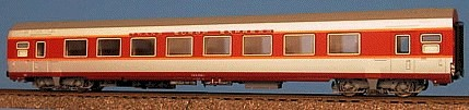 LSM 40098 - Grand Confort A8u, SNCF, Trans Europe Express