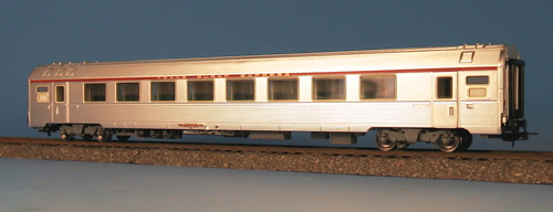 LSM 41002-1 - A8u, Abteilwagen, Mistral
